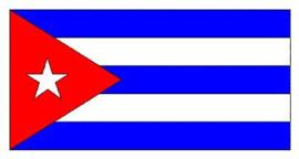 Cubaanse vlag Vlaggen