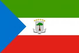 Vlag van Equatoriaal-Guinea