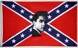 Rebel vlag Elvis 1