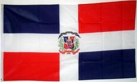 Vlag van Dominicaans Republiek