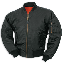 MA-1 winter bomberjack Gewatteerd flight jacket
