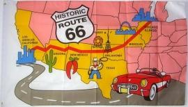Route 66 vlag