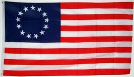 Vlag Amerika, Betsy Ross