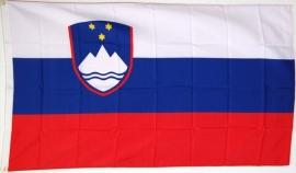 Vlag Slovenïë 90 x 150 cm