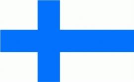 Finland grote  vlag XXXL 150 x 250 cm