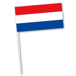 Hand Vlaggetje Nederland