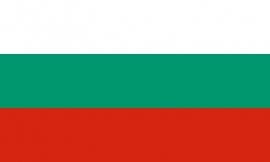 Vlag Bulgarije 90 x 150cm