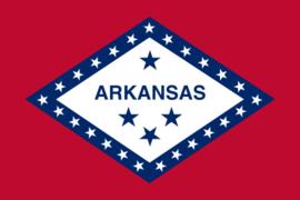 Arkansas vlaggen