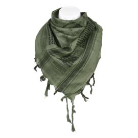 PLO sjaal handgranaat + zwaarden