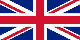 vlag van Engeland, groot 90 x 150 cm