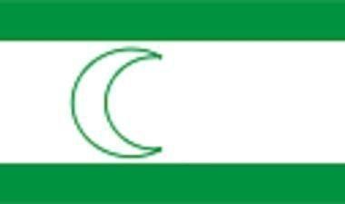 Vlag Bosnië