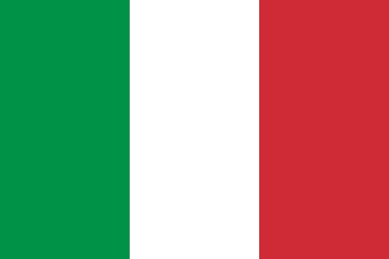 Vlag Italië XL 150 x 250 cm