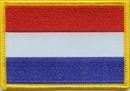 Embleem Nederland stof