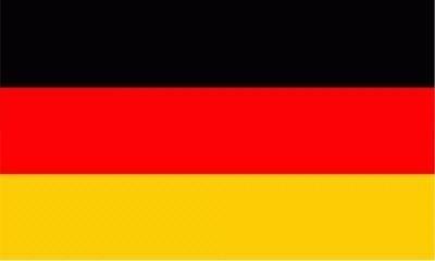 Vlag van Duitsland 90x150cm