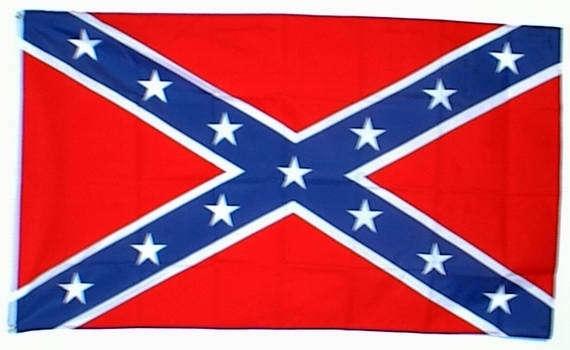 XXL Rebel vlag 150 x 250 cm (confederatievlag )