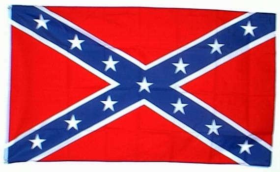 Vlag Amerika Rebel 90x150 cm (confederatievlag )