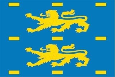 Vlag Provincie West-Friesland