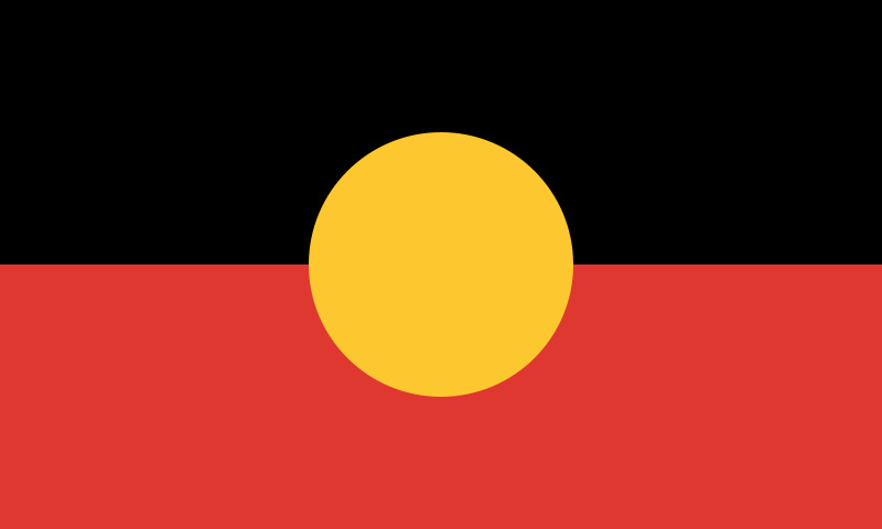 Vlag Aboriginals