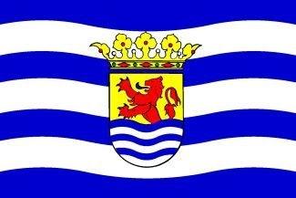 provincievlaggen provincie Zeeland