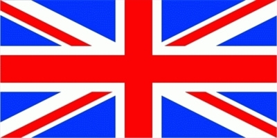 Grote Britse vlag XXXL 150 x 250 cm