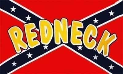 Redneck confederate vlag