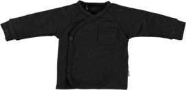 Shirt l.sl Turn-over Anthracite, Bess