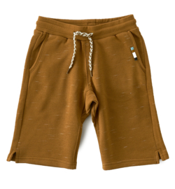 Sweat shorts brown sugar, Little Label
