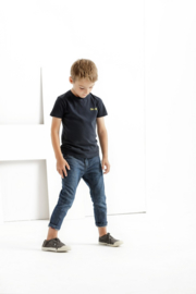 T-shirt short sleeve chalk grey, Imps & Elfs