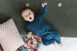 Jumpy Jumpsuit Sprinkle, Newborn Noeser