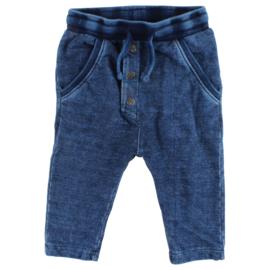Ink Sweat Pants Oekotex Indigo Blue, Enfant