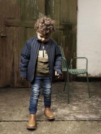 Jeans Denim Dark Navy, Enfant