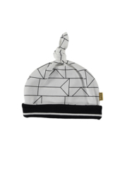 Hat reversible white, Bess