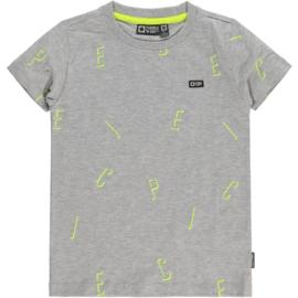 Gosso Knit bo T-shirt km o-hals, Tumble 'n dry
