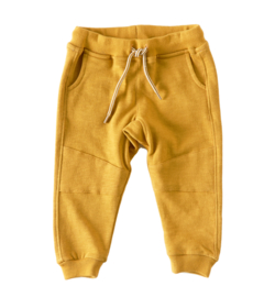 Fancy sweatpants uni caramel, Little Label