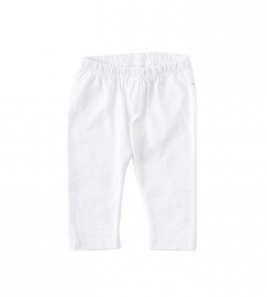 Little label baby trouser jersey off white
