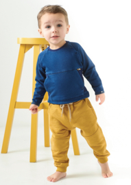 Boys sweater with pocket denim, Little Label