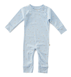 Babypak, Blue copper stars, Little label