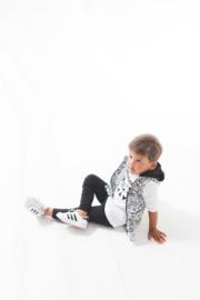 Fendi jersey vest wave white, Noeser
