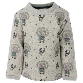 LS T-Shirt Oekotex Rainy Day, Enfant
