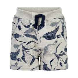 Short sweat navy, Enfant