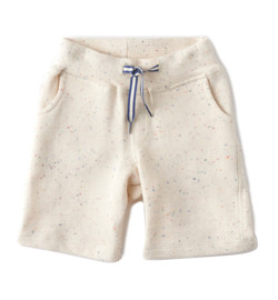 boys shorts off white dots, Tapete