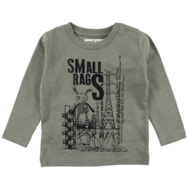 Felix LS T-Shirt Sea Spray, Smallrags