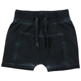 Small Rags Dark Navy Shorts