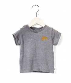 Imps&Elfs T-Shirt Short sleeve earl grey stripe