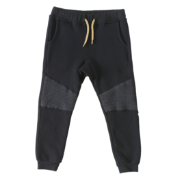 Fancy sweatpants uni black, Little Label