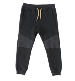 Fancy sweatpants uni black, Little Label