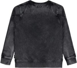 Vasco sweater grey Antracite, Tumble 'n Dry