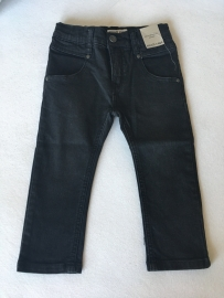 Danny Slim Jeans Denim Black, Small Rags