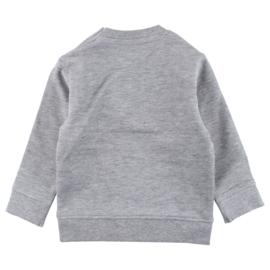 LS T-Shirt Oekotex Neutral Grey, Smallrags