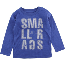 Eddy LS Top Deep Ultramarine, Smallrags